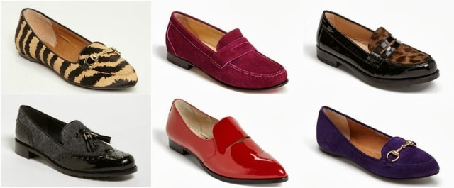 loafer shoe fashion trend fall 2013