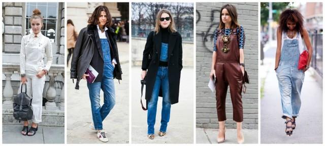 overalls fashion trend 2013