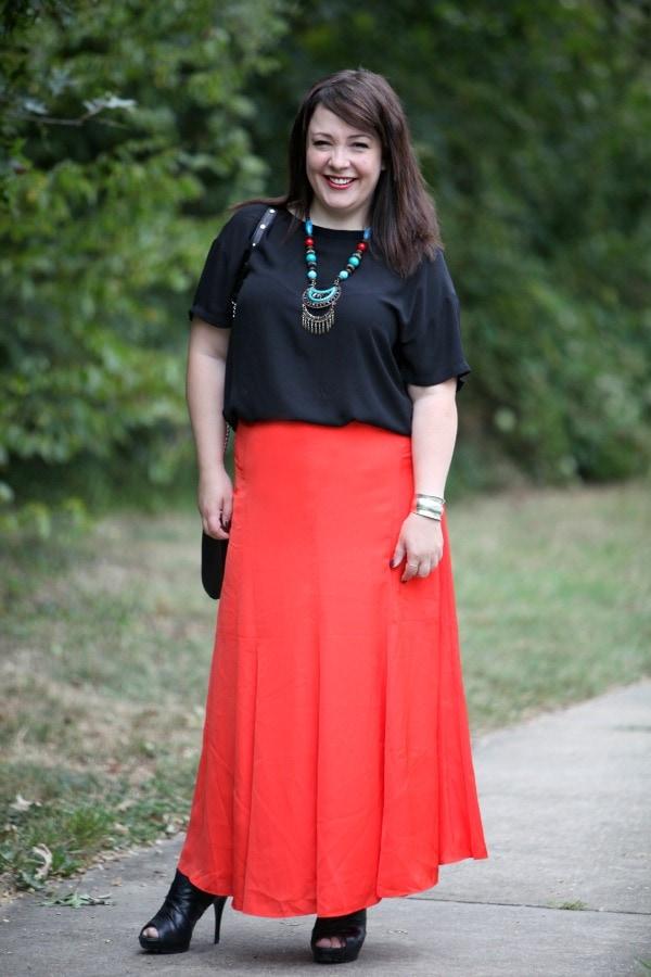 size 14 fashion blogger blog