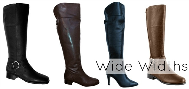 wide widths wide calf boots resource