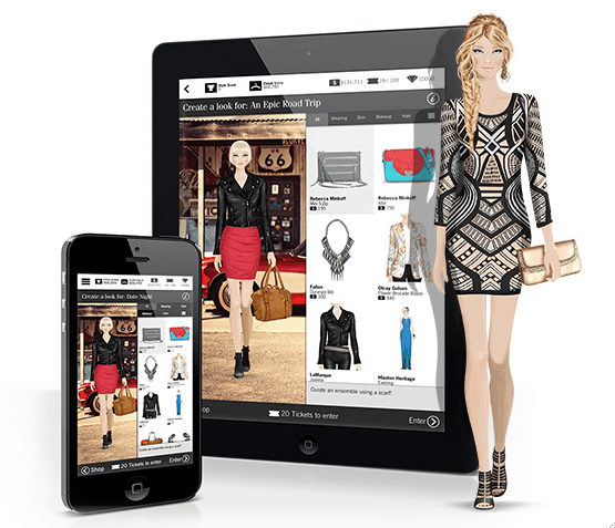 Covet Fashion: Finding Personal Style on Your Phone