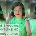 Monster N-TUNE HD Headphones Review and Giveaway