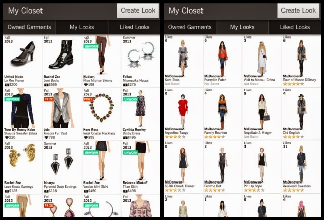 Covet Fashion Finding Personal Style On Your Phone