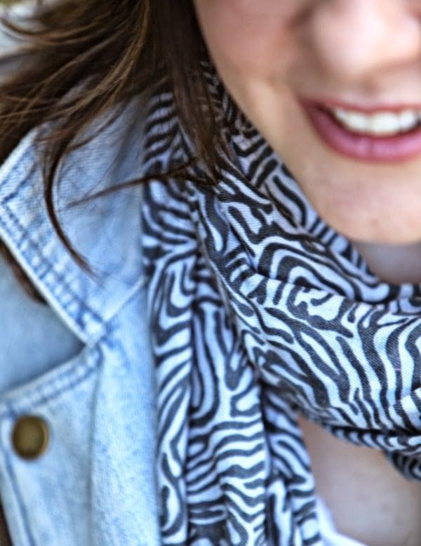 nepali by tdm design scarf