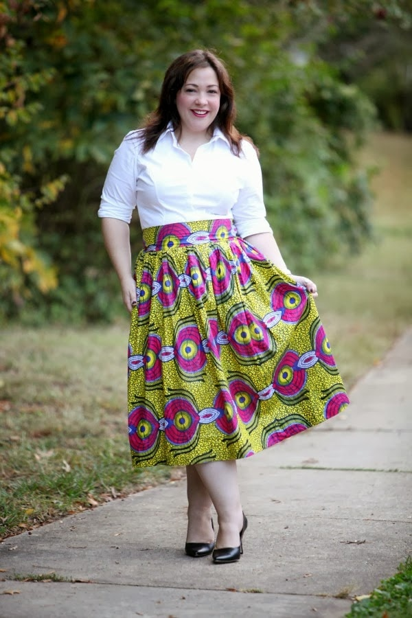 size 14 fashion blog
