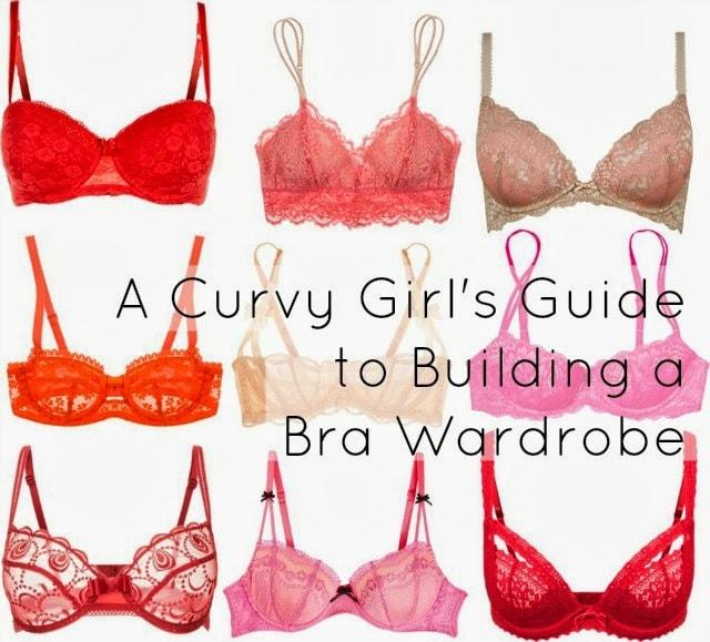 Ask Allie: Creating a Bra Wardrobe