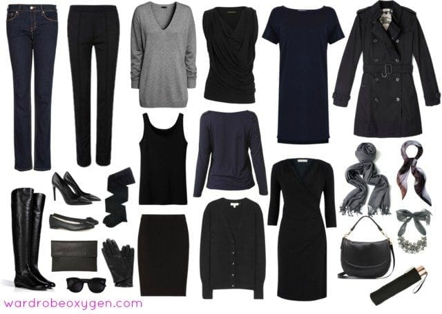 what to wear to paris capsule wardrobe europe