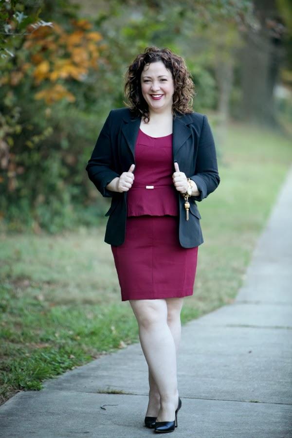 working mom fashion blog