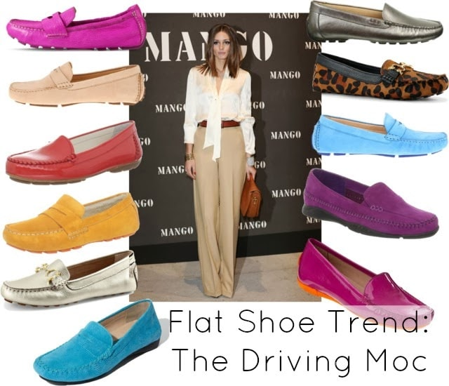 driving moc shoe trend how to wear