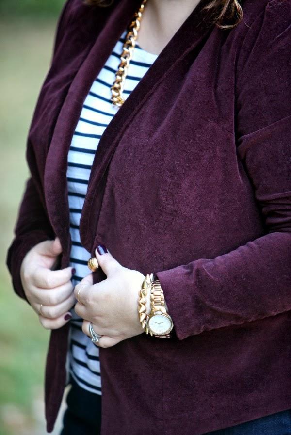 oxblood blazer burgundy velvet mynt