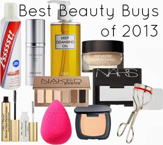 best beauty buys 2013