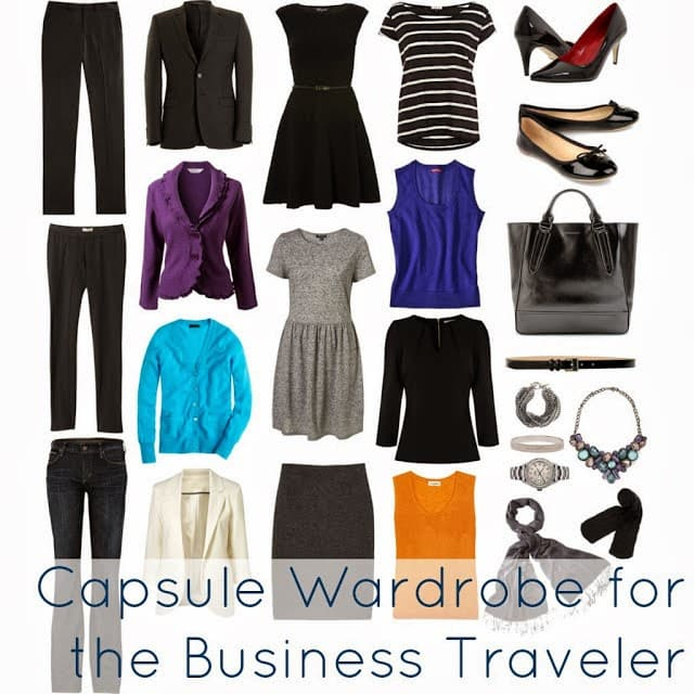 how to build a capsule wardrobe 2