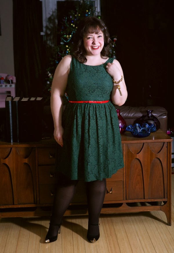 What I Wore: Festive