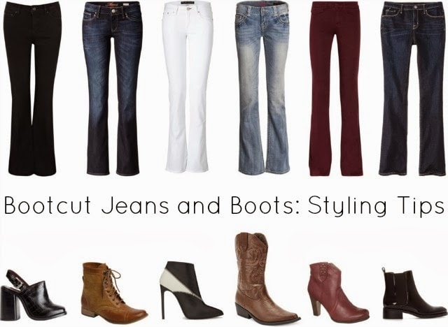 Which Jeans with Which Boots? How to Style Boots