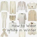 Ask Allie: Winter White