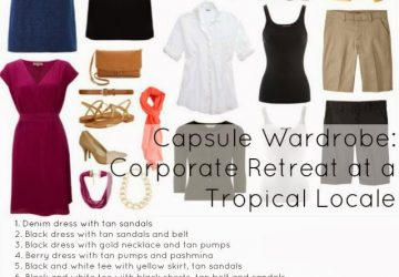 Ask Allie: Packing for a Corporate Retreat