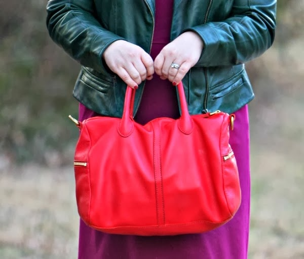 fossil erin satchel review