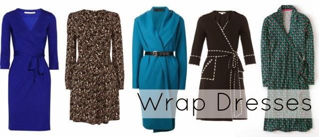 interview dress wrap