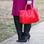 What I Wore: Jewel Tones