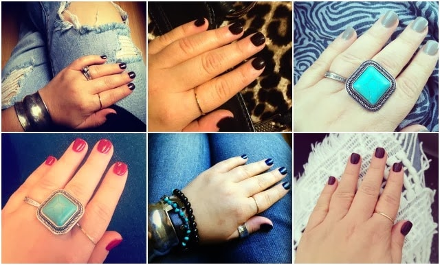 acrylic nails biting NAC