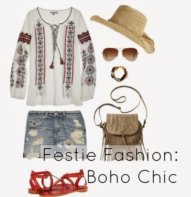 what to wear music festival coachella