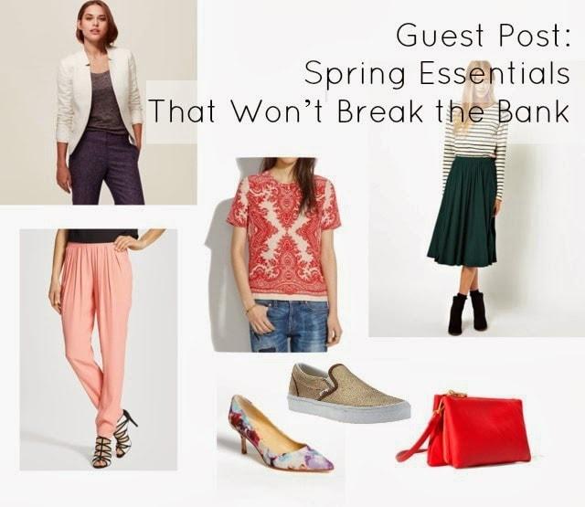 spring 2014 fashion under 100