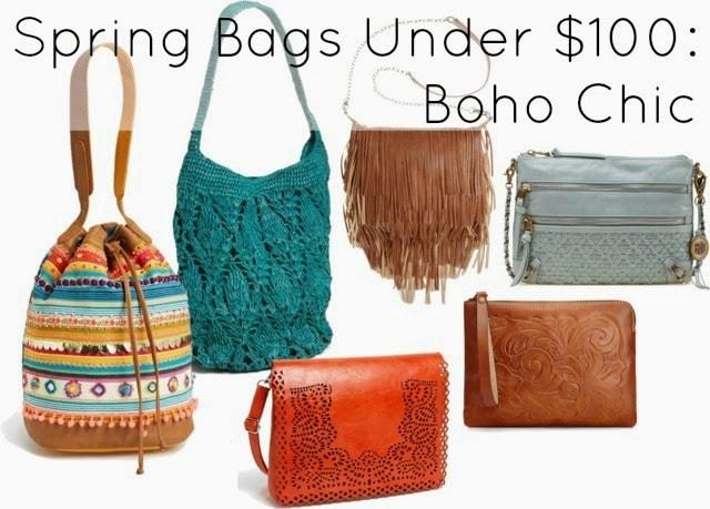 spring purse trend music festival hippie boho