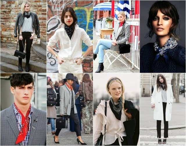 bandana fashion trend
