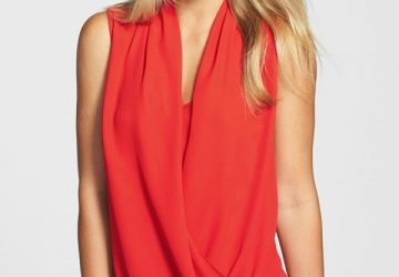 Ask Allie: Draped Tops for Large Busts