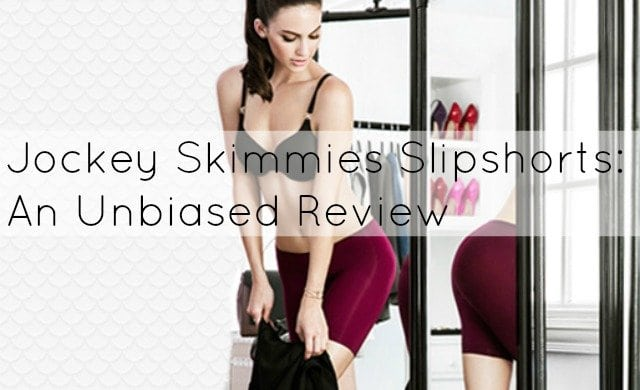 Jockey Skimmies Slipshort Review