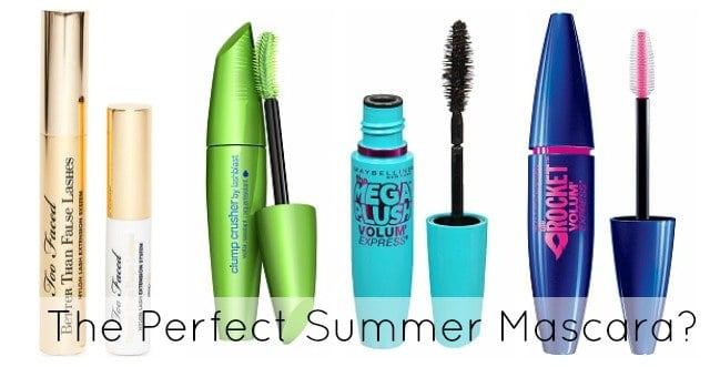 summer mascara beauty review