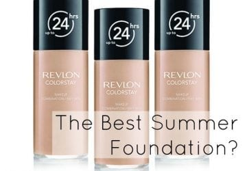 An Ode to Revlon ColorStay Foundation