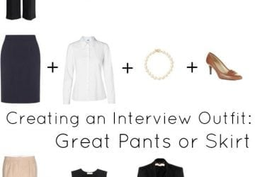 Ask Allie: Budget Friendly Interview Attire