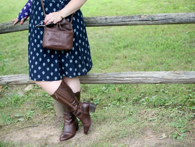 wide calf boots curvy blogger review