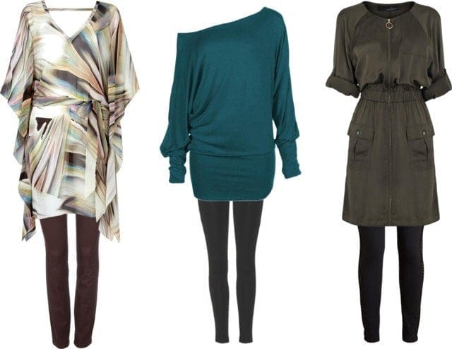 9b94fe8b7d4 How to Style Leggings with Dresses or Tunics