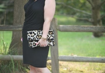 What I Wore: Not So Little Black Dress