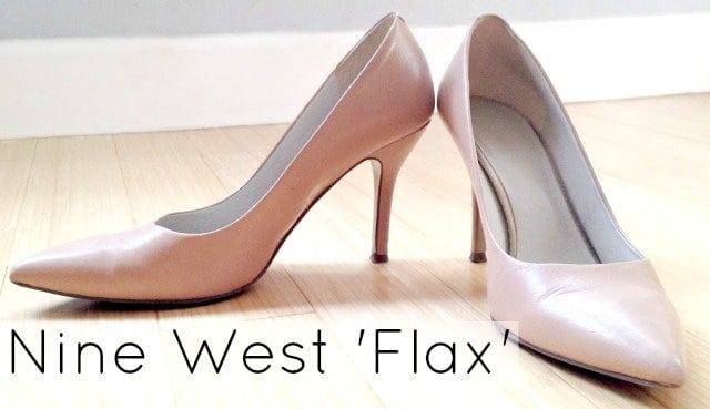 nine west flax