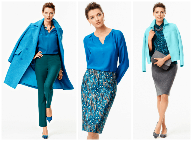 talbots 2014 lookbook blue peacock