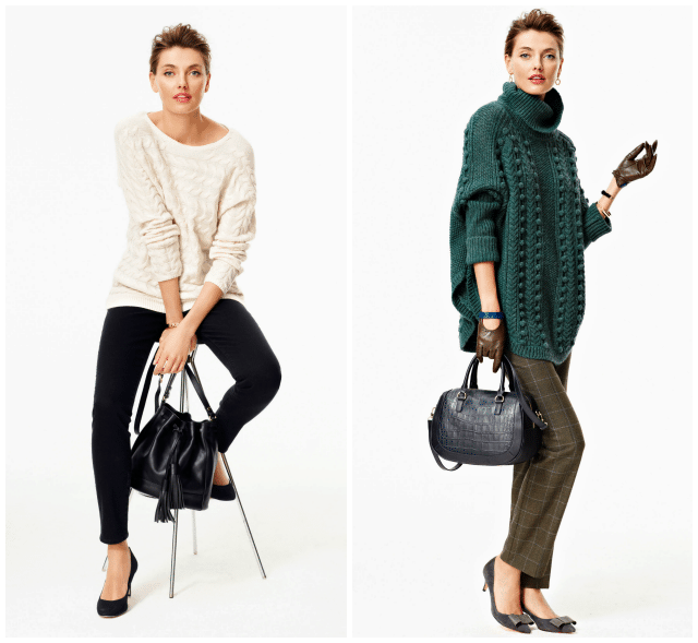 talbots fall 2014 lookbook sweaters