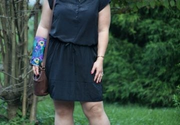 What I Wore: Late Summer Style