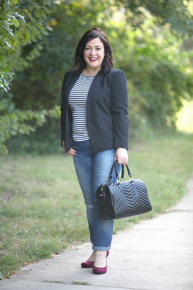 Wardrobe Oxygen What I Wore #StyleMeetsComfort Payless