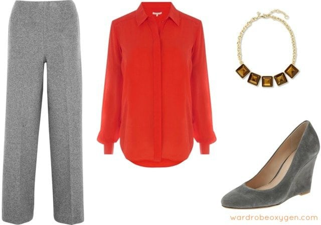 banana republic rorie wedge how to style