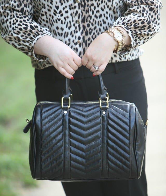 handbag heaven waverley barrel satchel bag