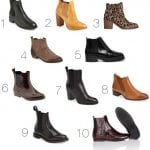 Comfy and Chic Boots for Fall: The Chelsea Boot