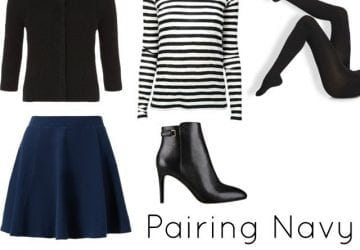 Ask Allie: Styling Navy for Fall and Winter