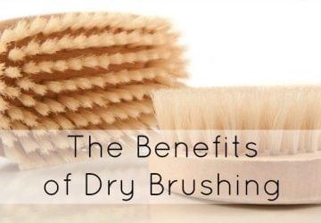 Change for Good: Dry Brushing