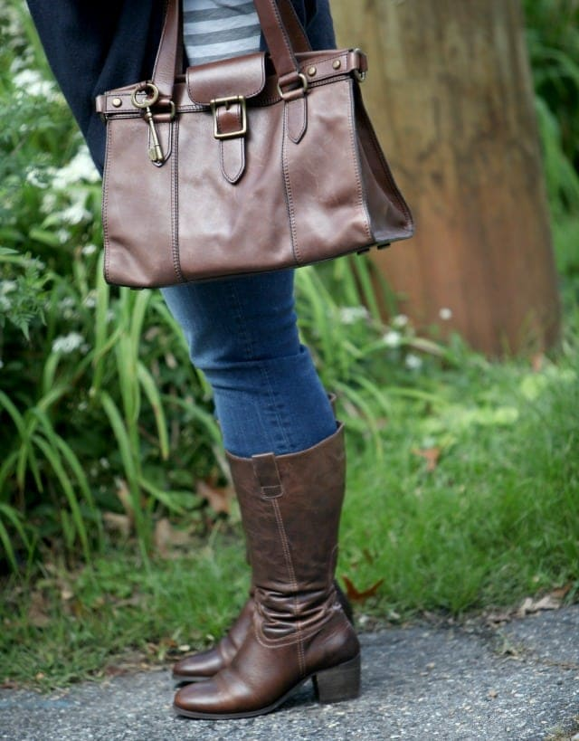 wardrobe oxygen what i wore duo boots