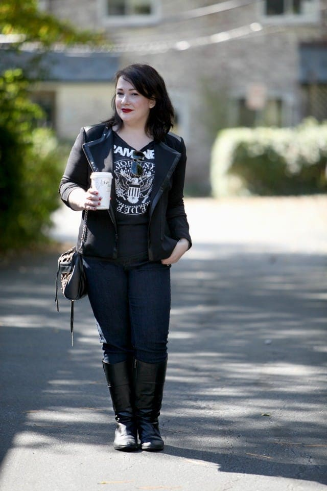 Wardrobe Oxygen What I Wore Weekend Look featuring NYDJ