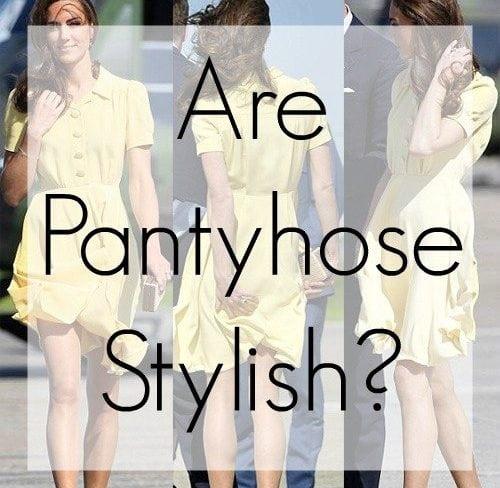are pantyhose stylish