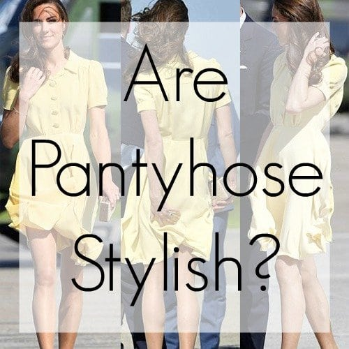 are pantyhose stylish